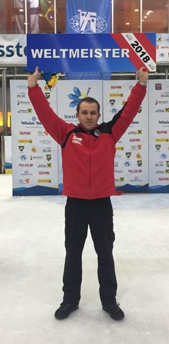 Stefan Glavanovits, WM Ziel U23 Winter 2017/18