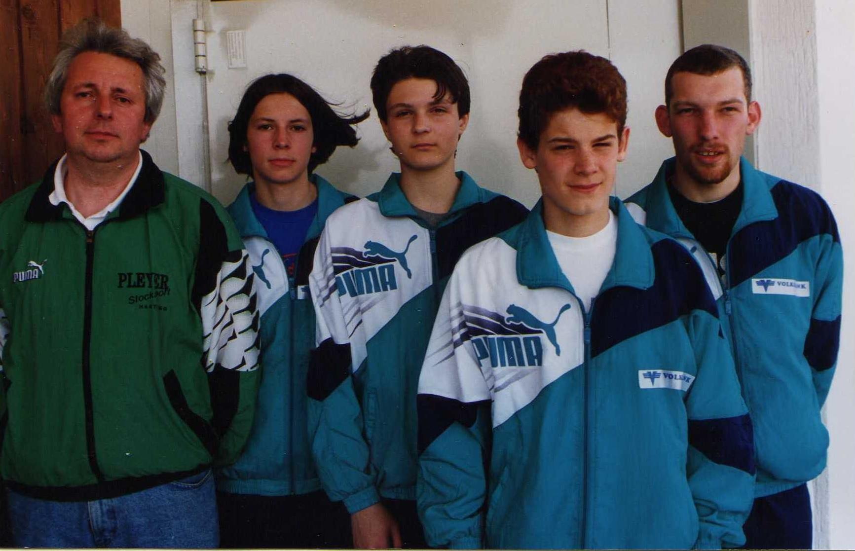 1. LM Jugend Sommer 1996