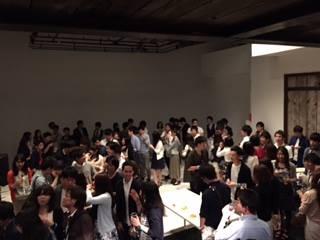 社会人サークルISTコミュニティ パーティー系イベントイメージ画像2