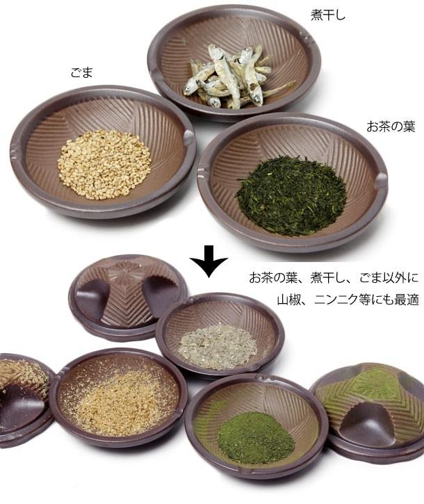 ヤマ亮横井製陶所の商品「ガリガリするっ茶」