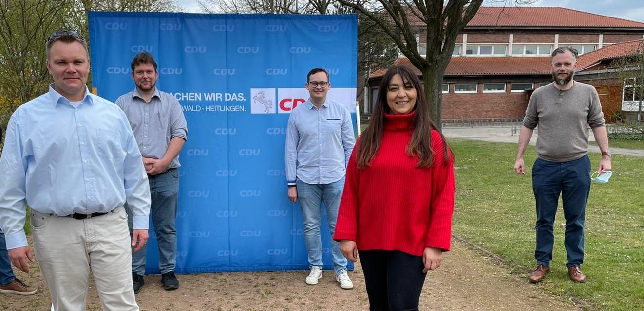 CDU-Mitglieder verleihen Björn Tegtmeier Rückenwind: Mit großer Unterstützung zum Bürgermeisterkandidaten bestimmt