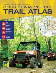 Get your free copy of the new DNR Trails Atlas!