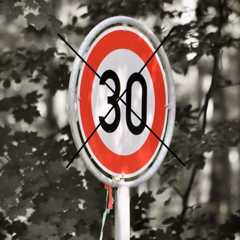 Riphausstraße bekommt kein Tempo 30