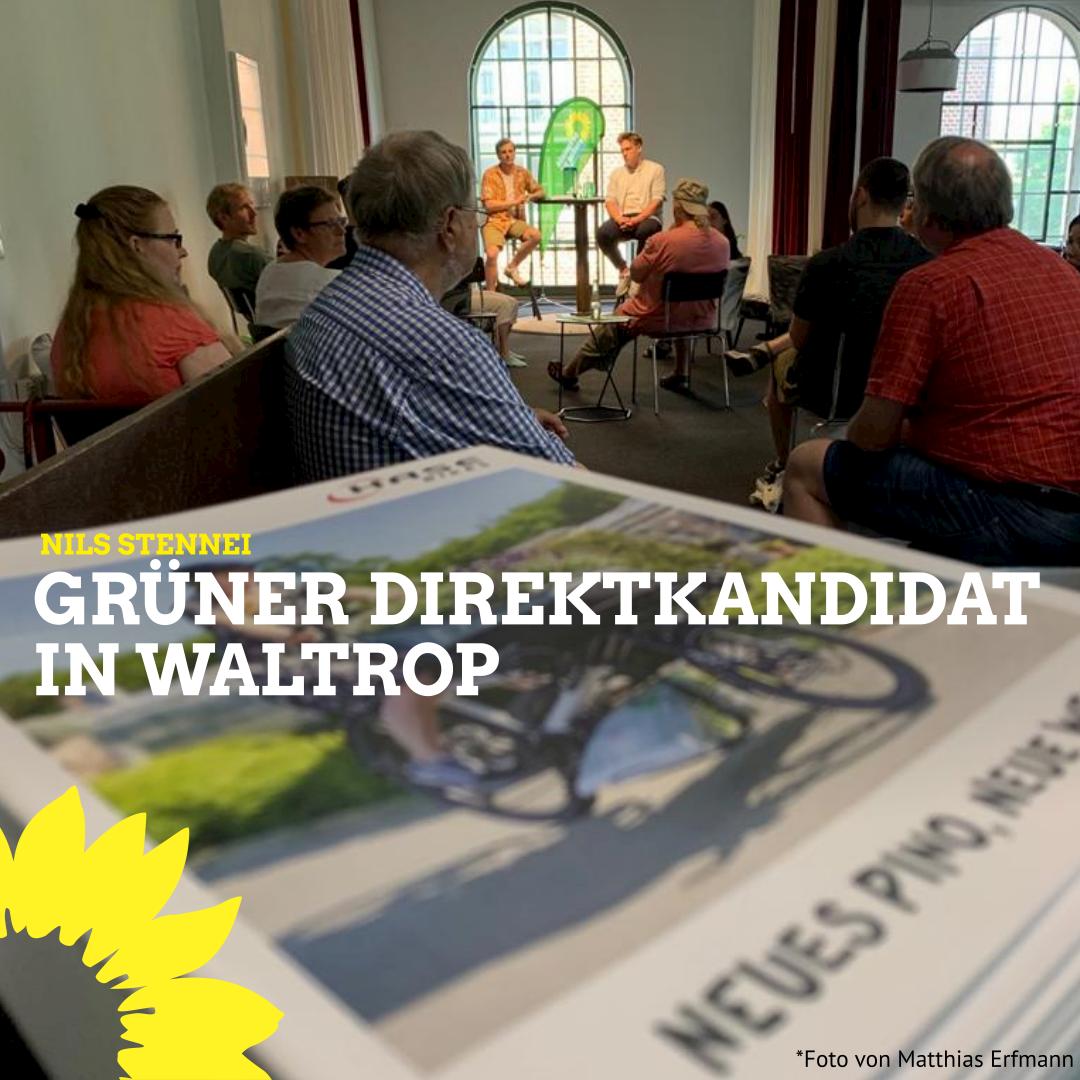 Nils Stennei in Waltrop
