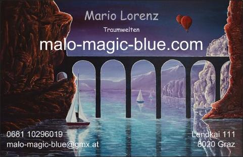 MaLo * Visitenkarte 2016 *