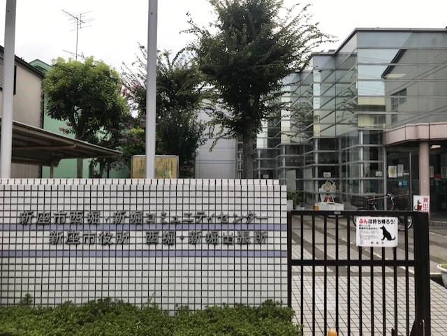 ☆会場は西武池袋線清瀬駅から車で数分(?)。公用車で送り迎えしていただきました。感謝。