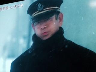 ☆「鉄道員 ぽっぽや」の高倉健。