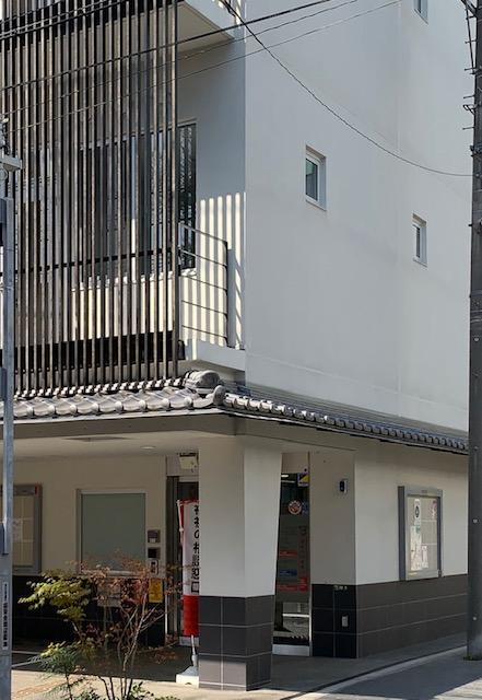 ☆講座当日は気が付きませんでした。地元にお住いの生田美子さんに写真をいただき転載しました。