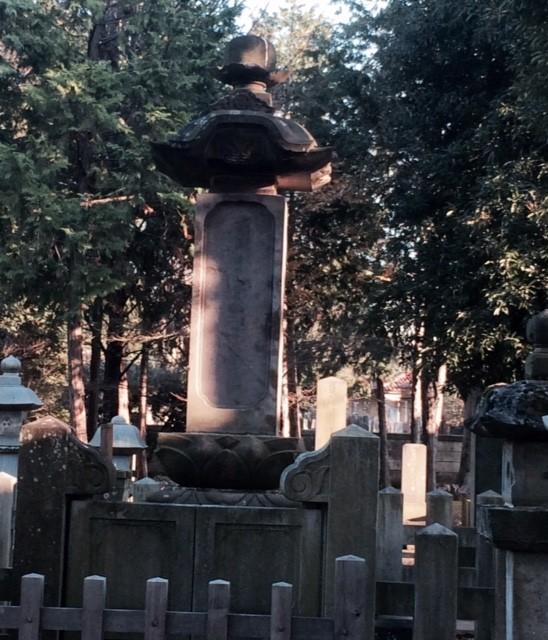 ☆井伊直弼の墓。