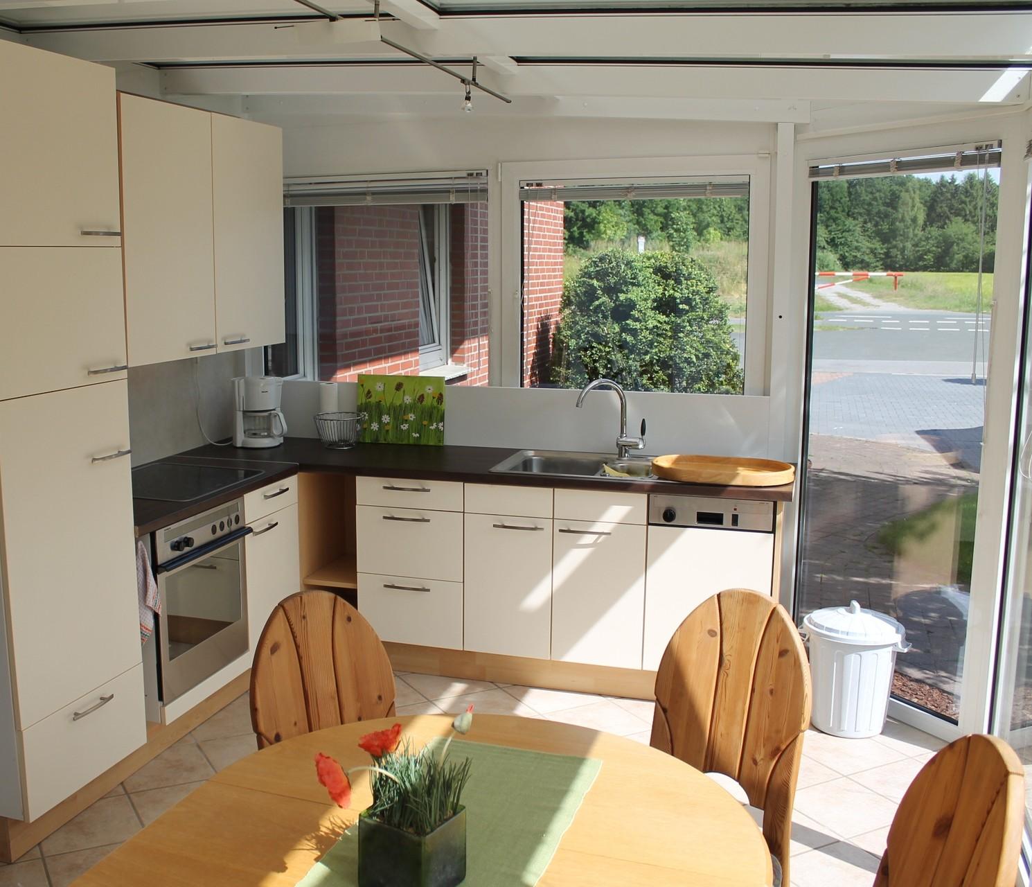 Wohnung 1  Gemeinschafts Küche
