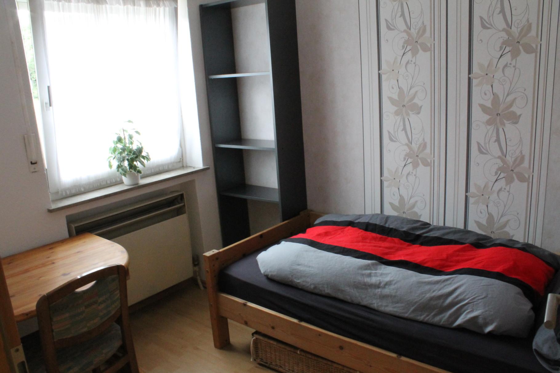 Wohnung 1  Zimmer 4  mit TV