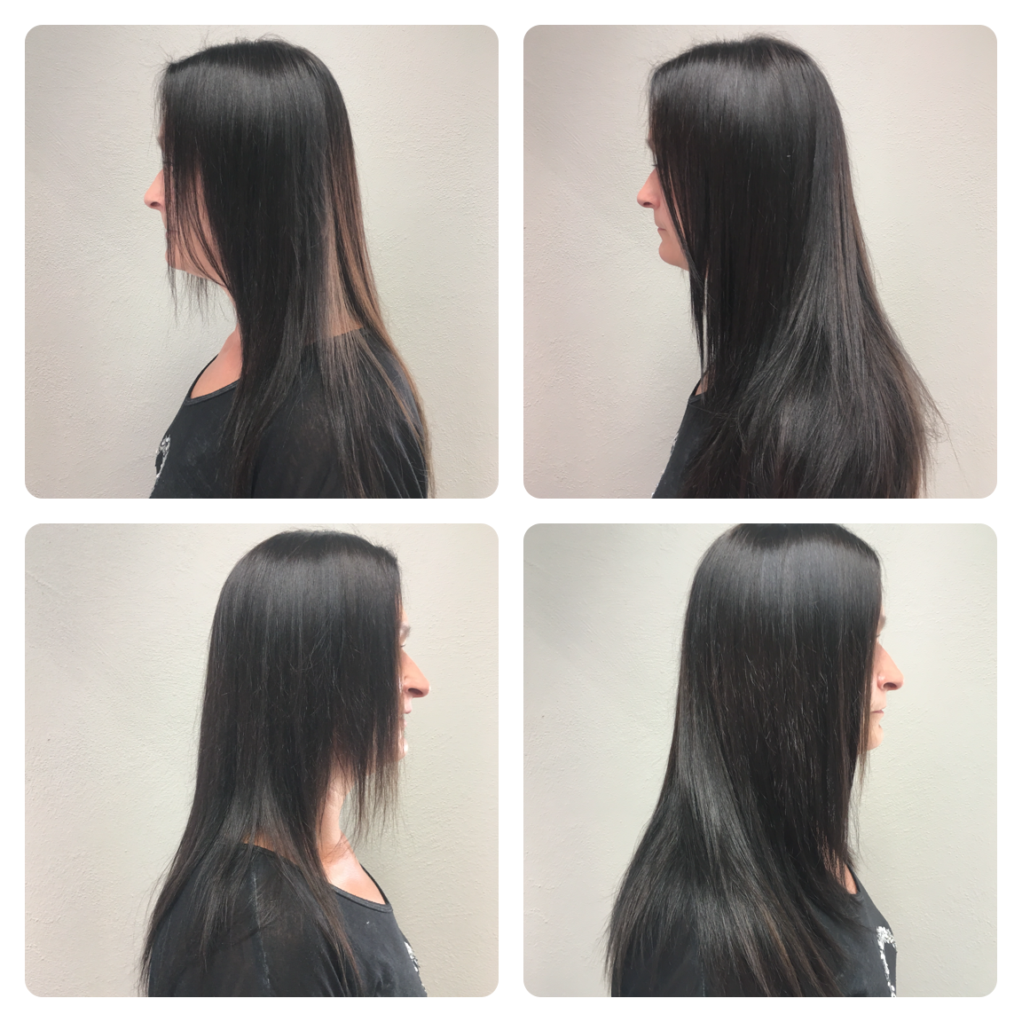 Haarverdichtung 25 cm Länge