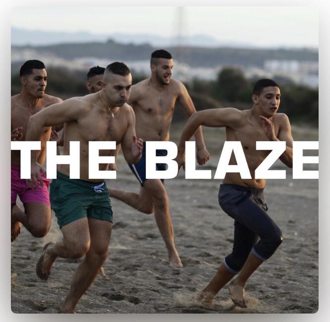Territory EP - The Blaze