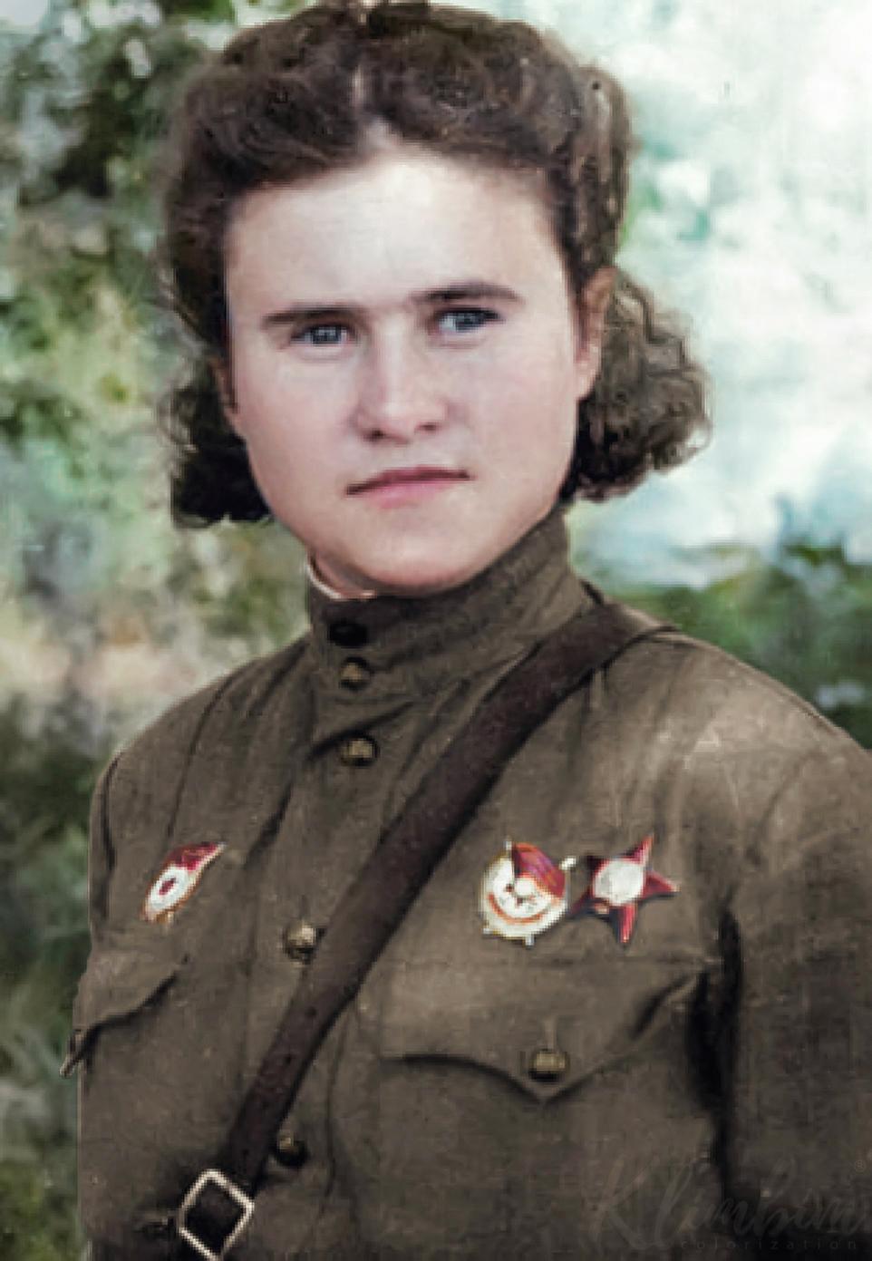 Пасько Евдокия Борисовна
