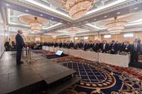 Шохин А., съезд Российского союза промышленников и предпринимателей, март 2015