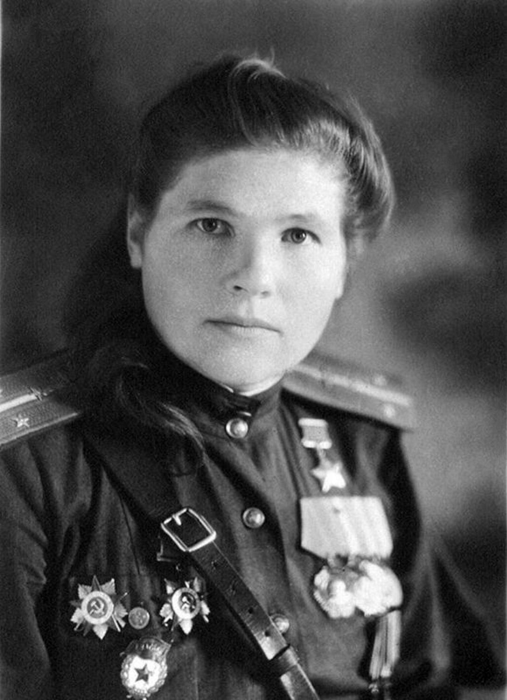 Худякова Антонина Федоровна