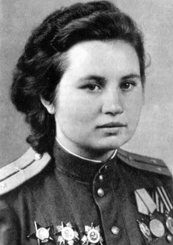 Акимова Александра Федоровна