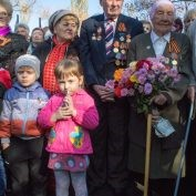 Маршал Бирюзов, бюст, Донецк, 2019 / Marshal Biryuzov, bust, Donetsk, 2019