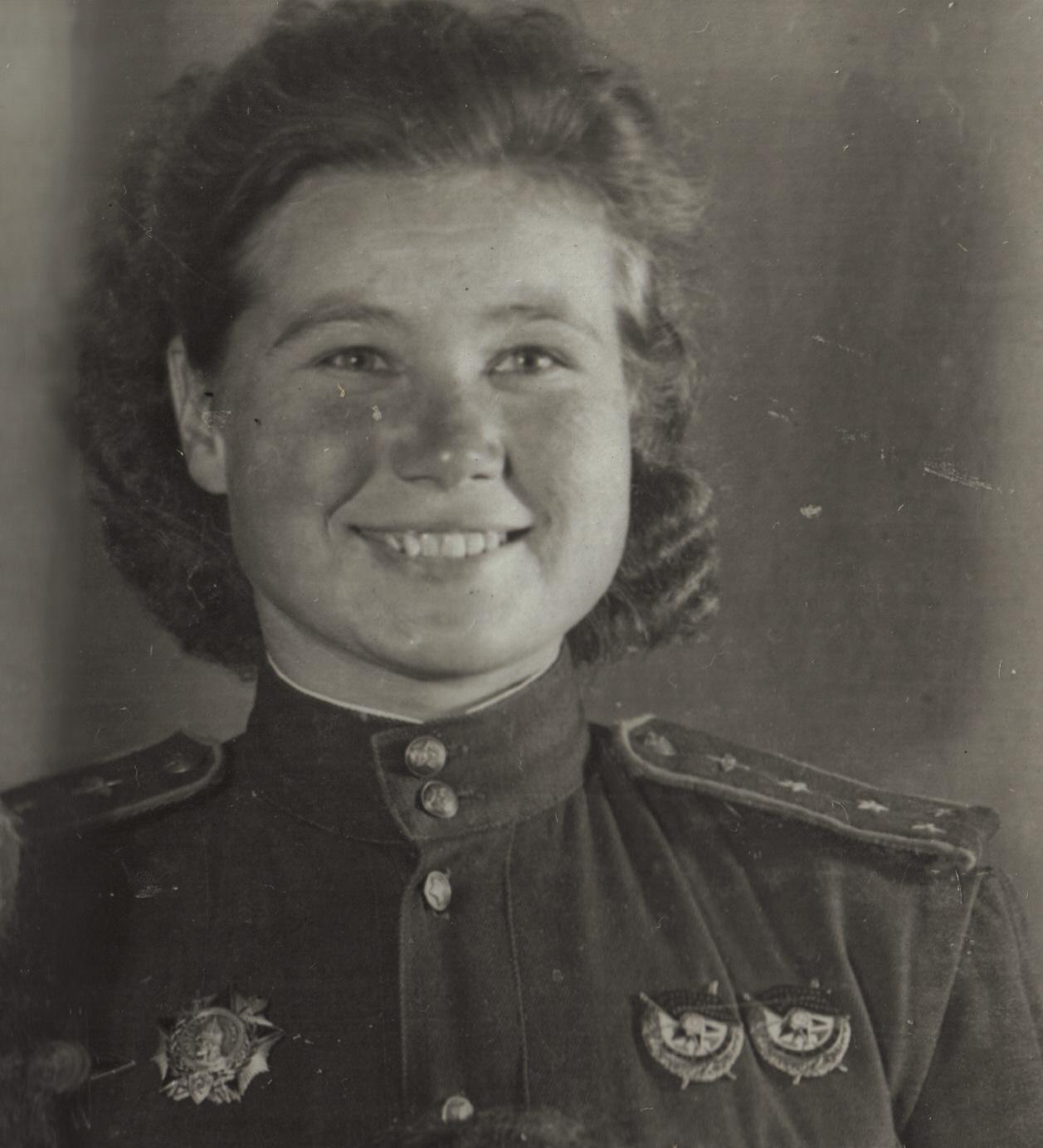 Смирнова Мария Васильевна