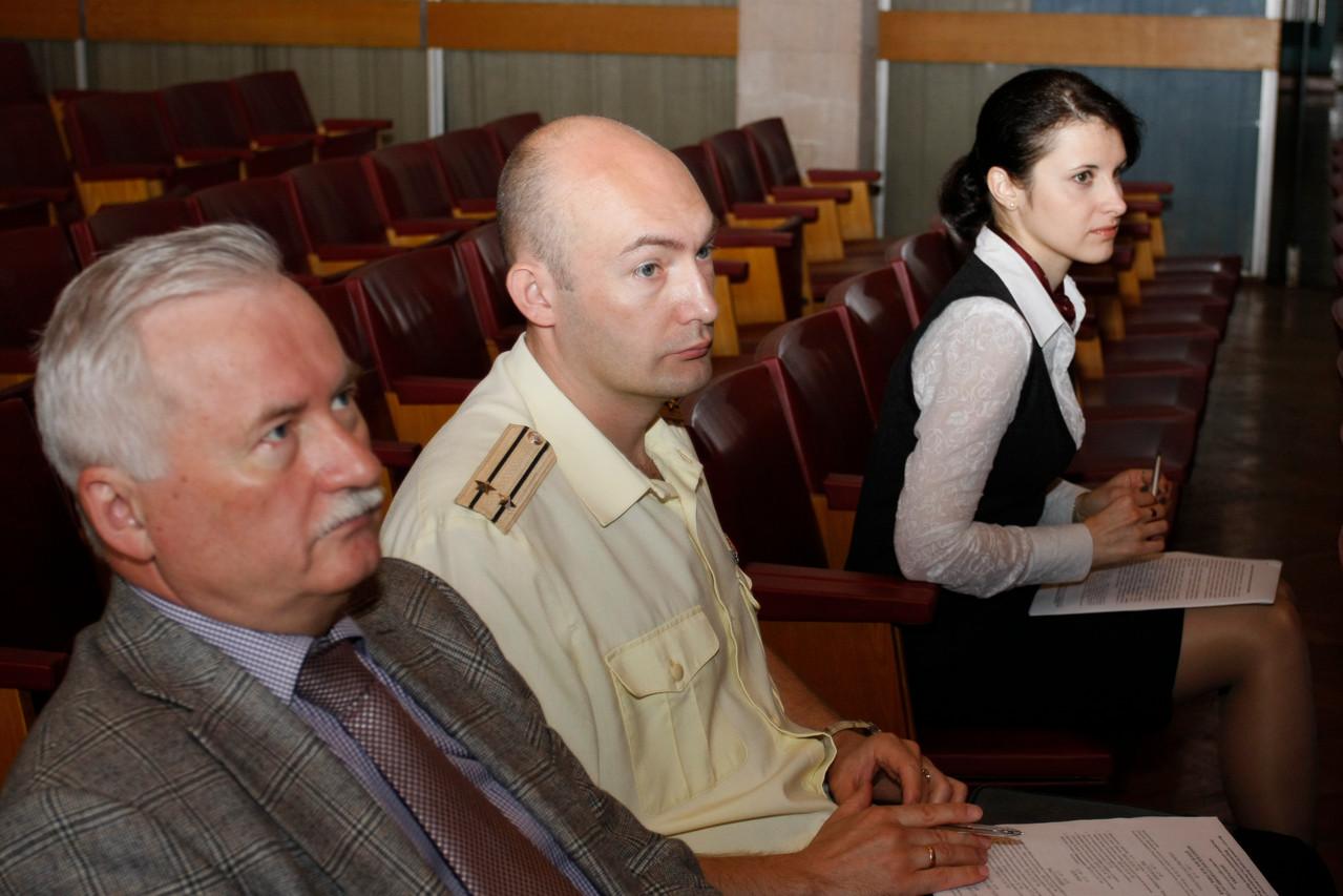 М.С. Монаков, В.Г. Кикнадзе, Е.Н. Наземцева