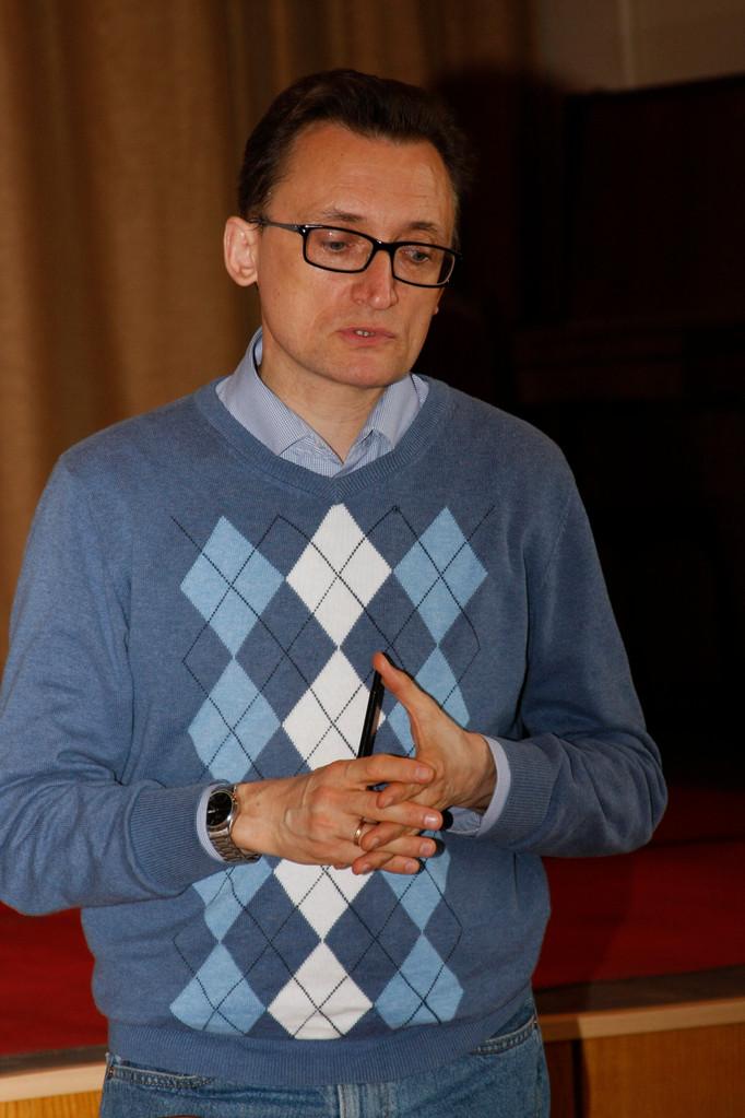 Доктор исторических наук А.А. Киличенков (РГГУ)