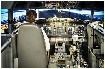 Фото пилота робота / Photo of a robot pilot