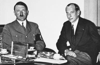 Гитлер А. и Бек Ю.