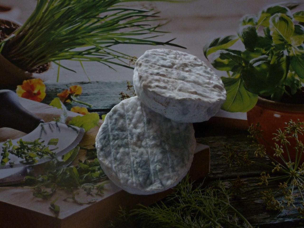 fromage de chèvre fermier Péroton