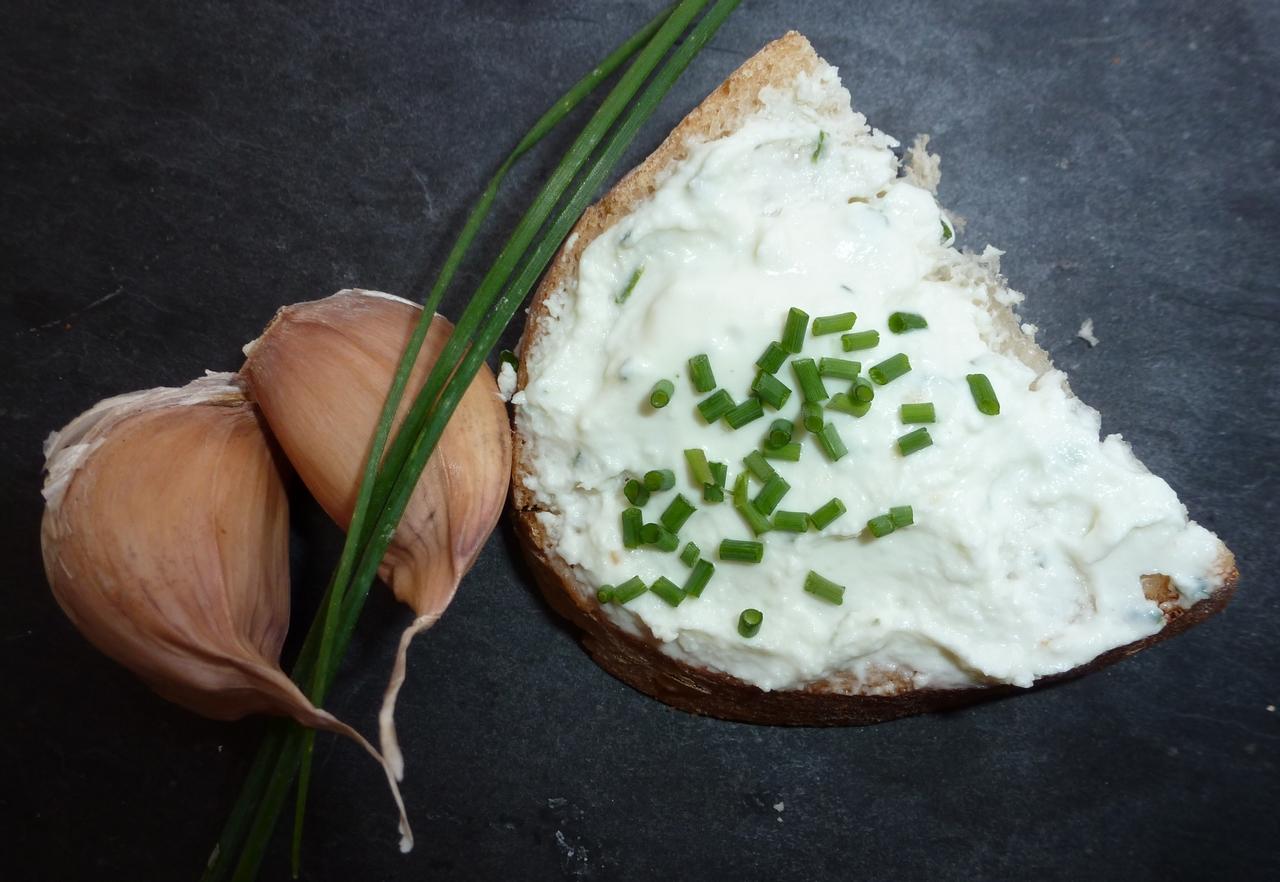 fromage de chèvre fermier Tartare