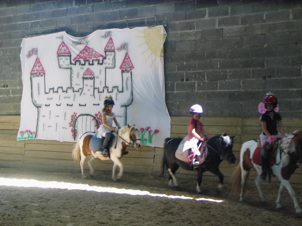 Princesses, dragons et chevaliers