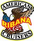 Mitfahrgemeinschaft der American Cruiser