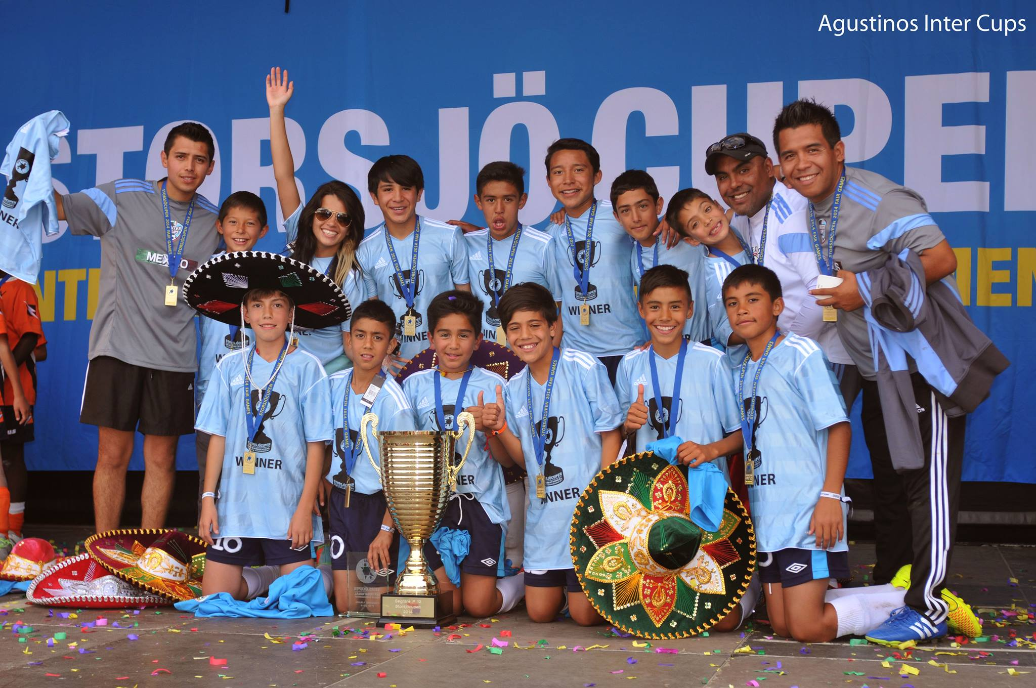 "CAMPEON ""A"" / STORSJOCUPEN 2014 / B-12"