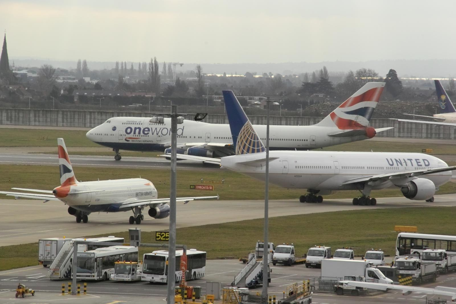 London-Heathrow © Andreas U.