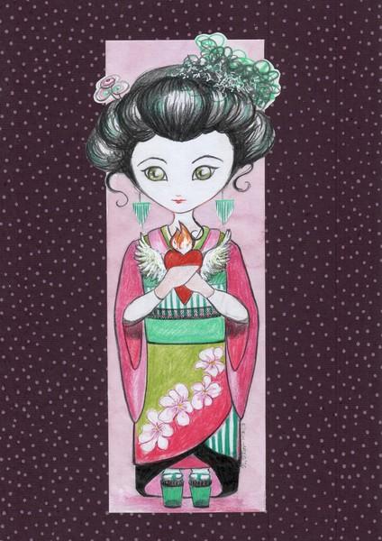 Geisha - Heart