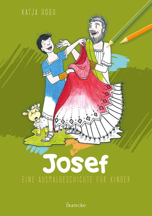 Josef - Eine Ausmalgeschichte für Kinder
