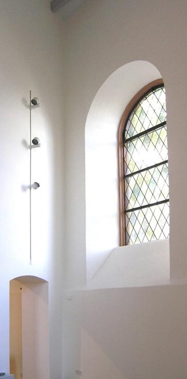 Rundbogen Fenster ©Gottstein John Architekten