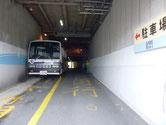 第1駐車場|車で右の入り口から入るとこんな感じです。