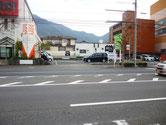 第2駐車場|建物の右側はRAXY専用駐車場です。上の段も一部を除いてRAXYの専用駐車場です。