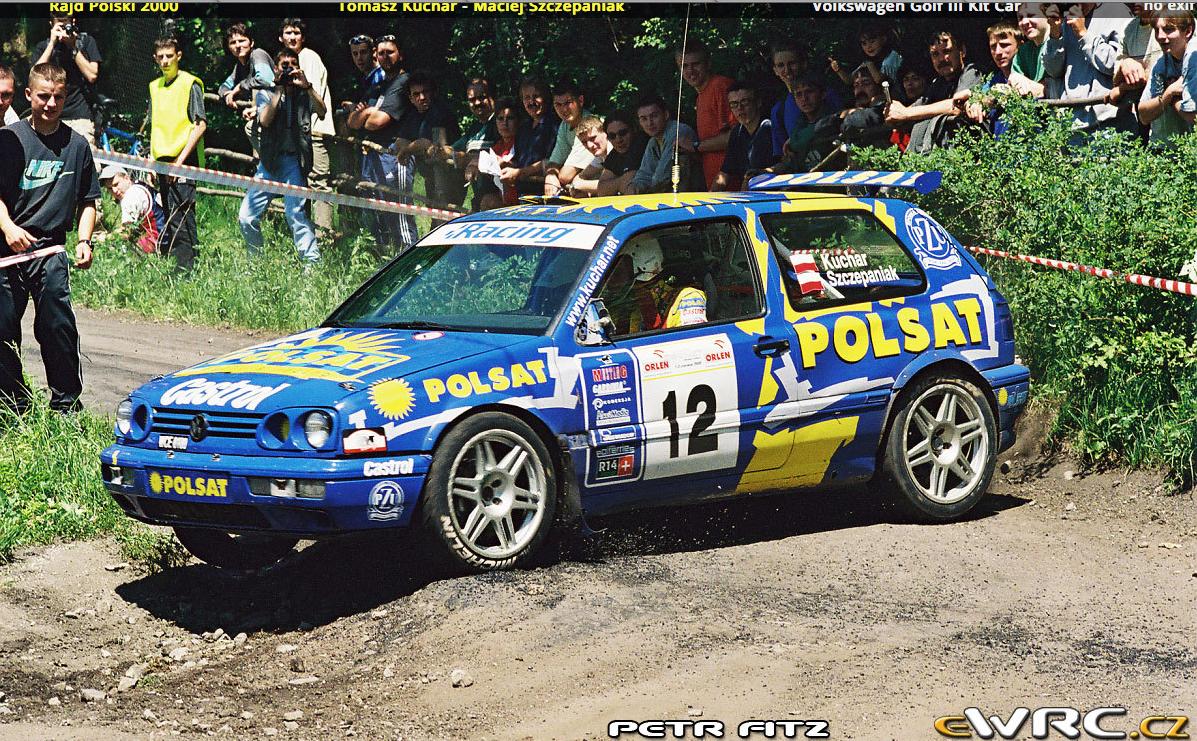 Sein Ursprung war die Rallye