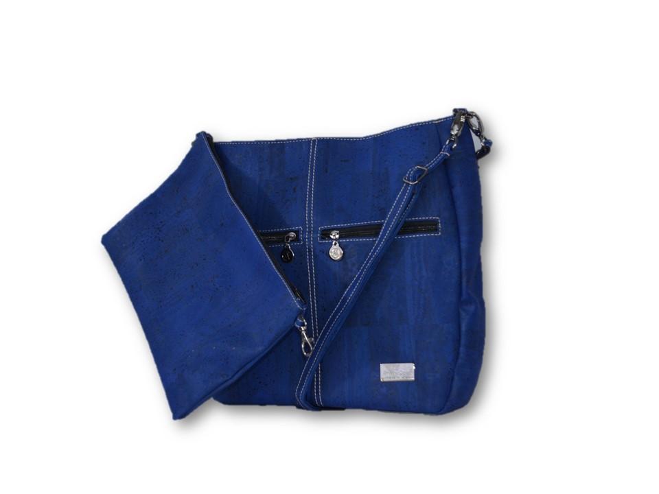Shopper & Umhängetasche Royal Blau
