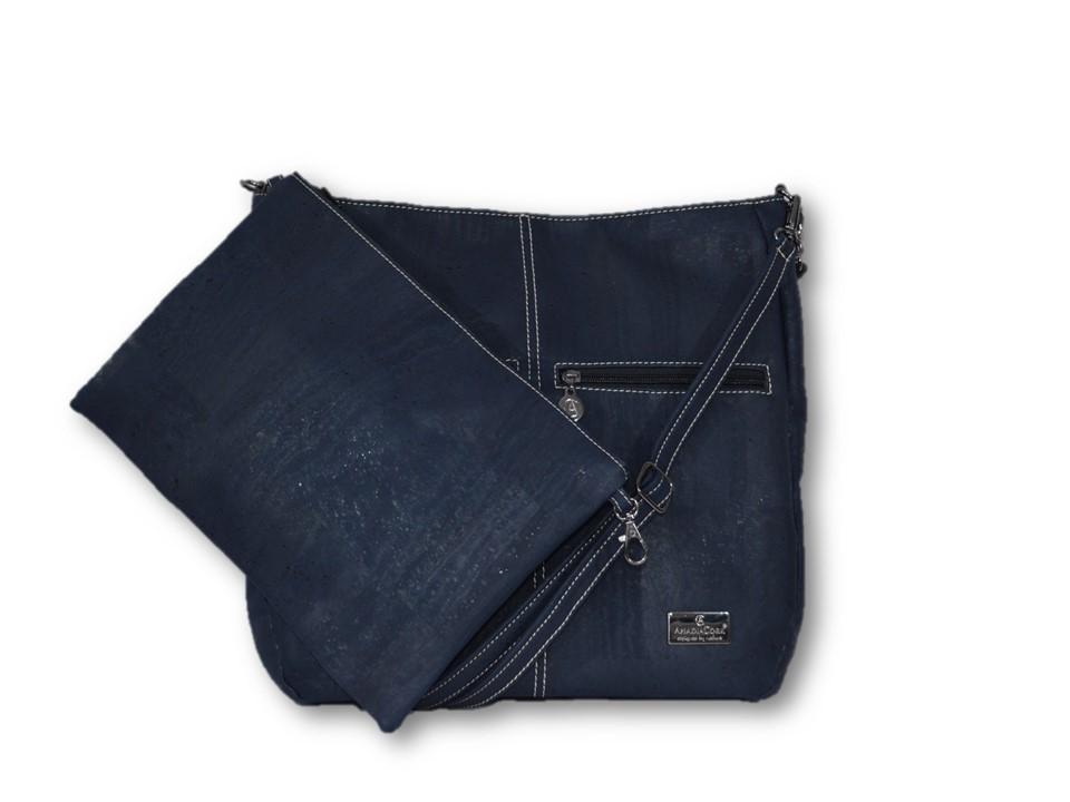 Shopper & Umhängetasche Dunkel Blau