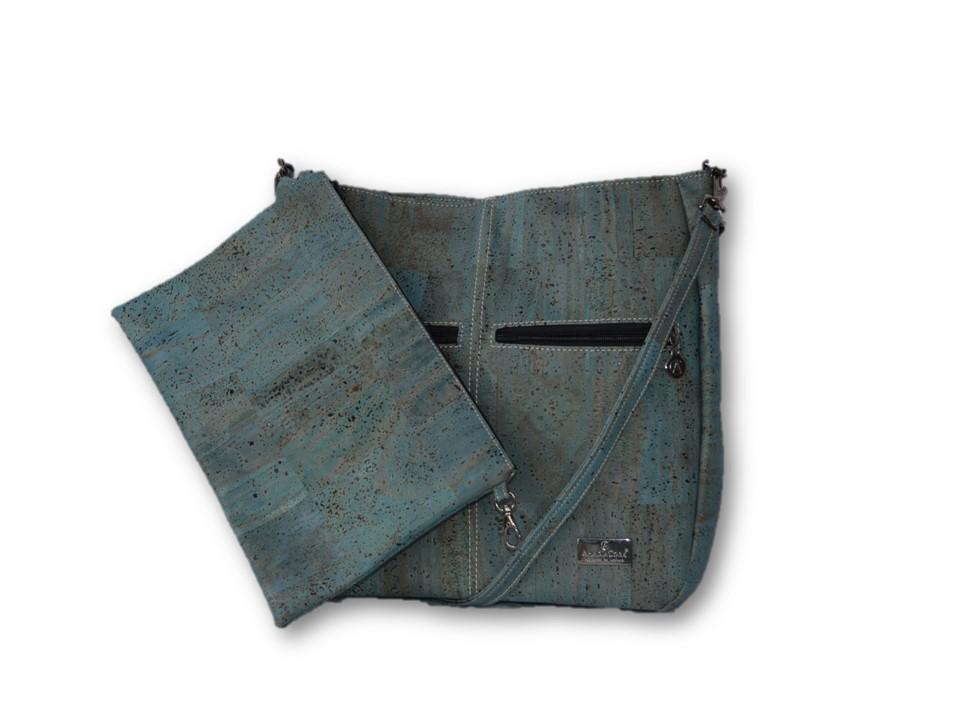 Shopper & Umhängetasche  Jeans Blau