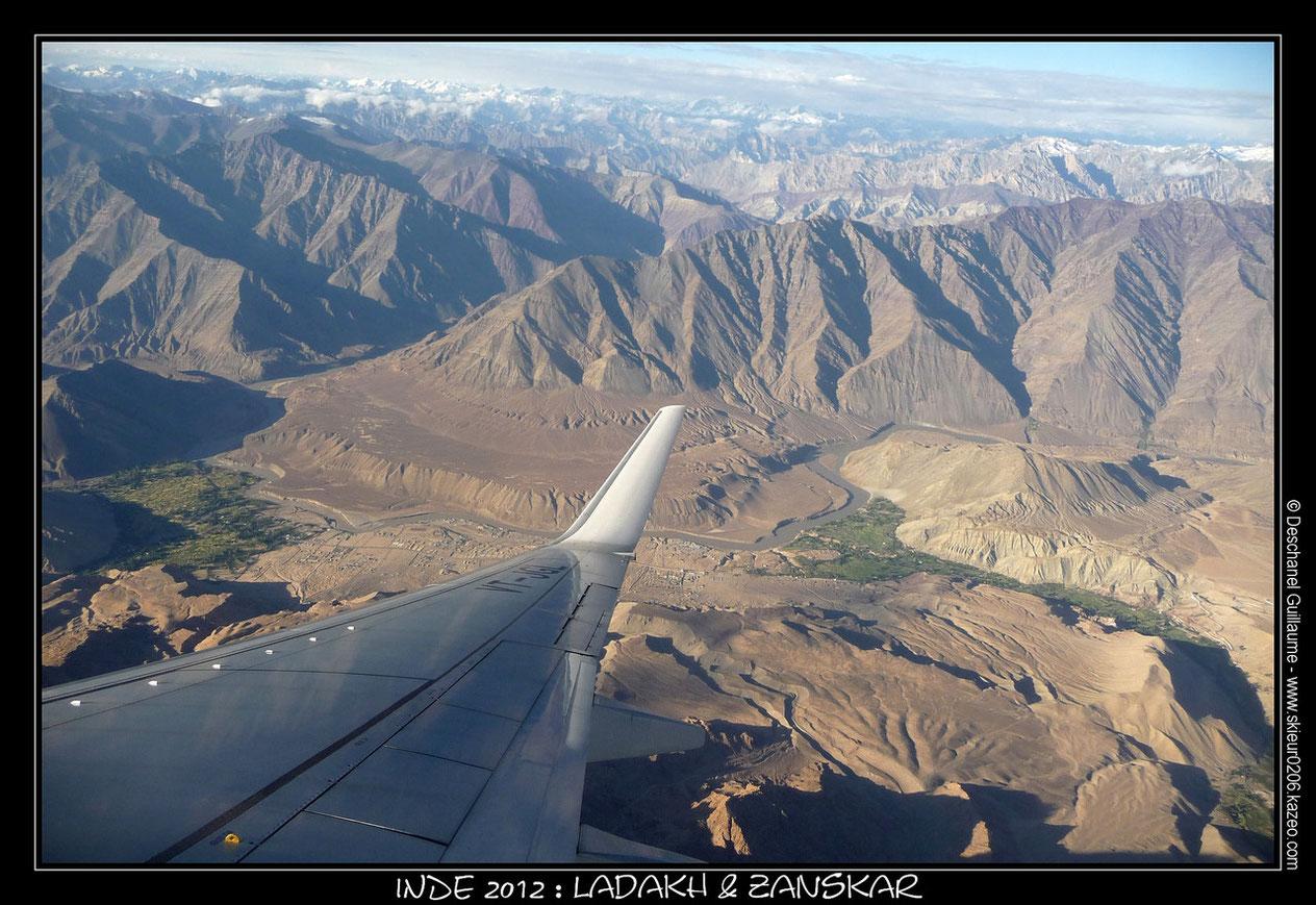 © Guillaume D - Voyage en Inde - Himalaya au coeur du Ladakh et du Zanskar pour un vol intérieur au départ de Leh - 2012