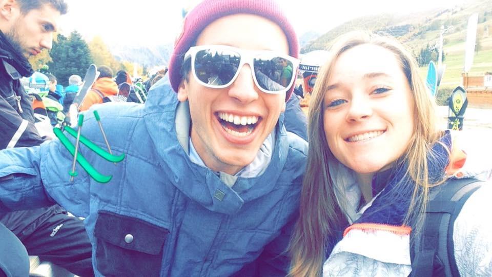 Heureux ? Très heureux. Impatients nous étions, heureux nous sommes après cette première journée de ski !