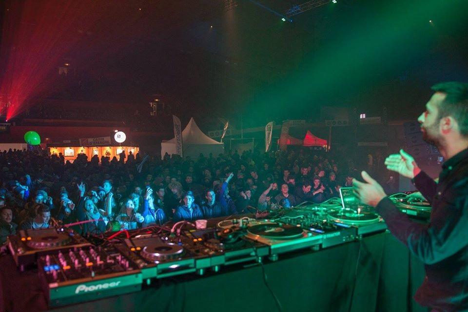 On est à fond !!! DJ Fy & DJ Netik