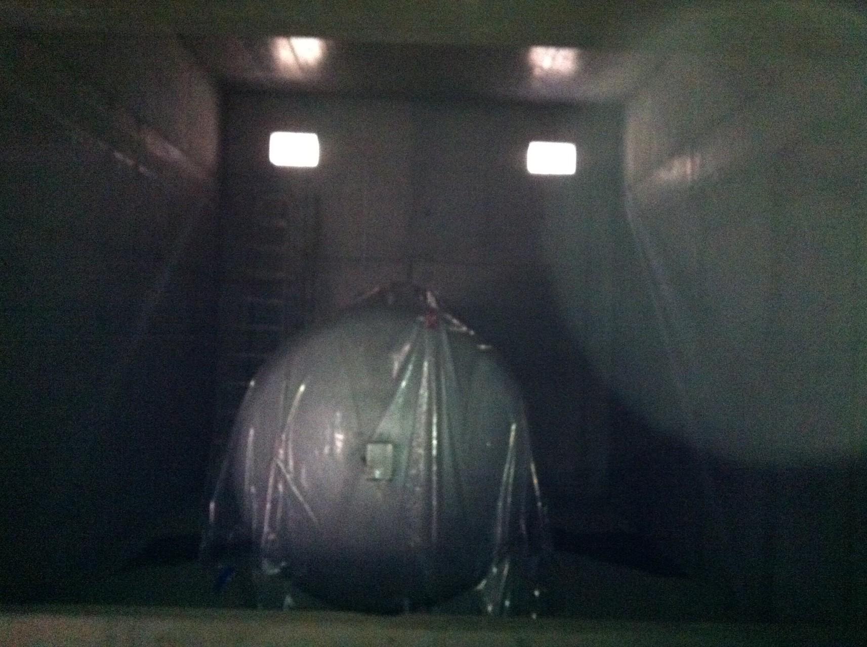Sammeltank Thmeroöl 10.000 Liter