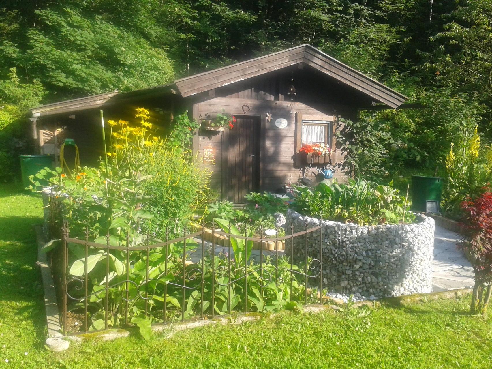 Wadlhäusl Naturgarten