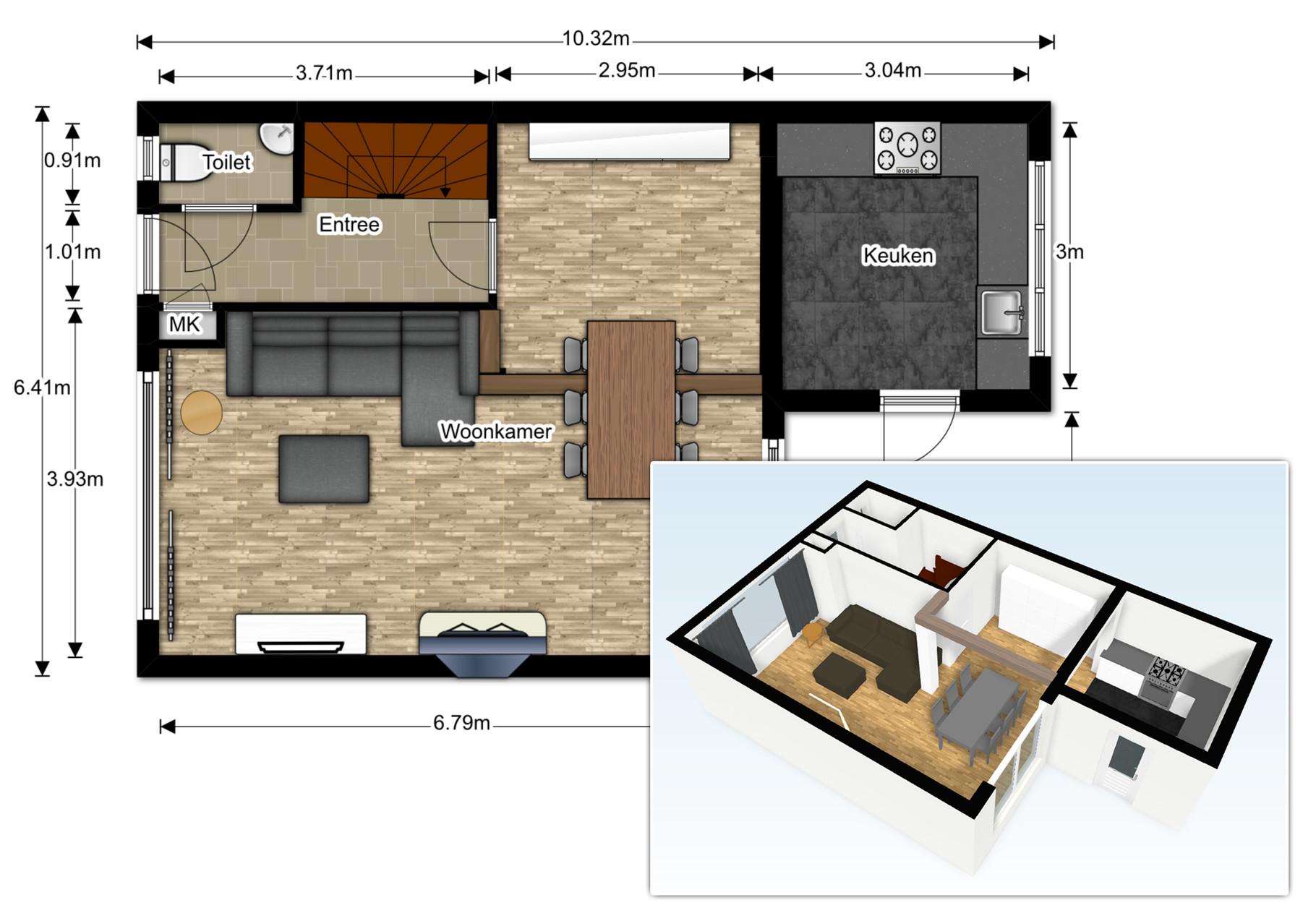 Floorplanner extra