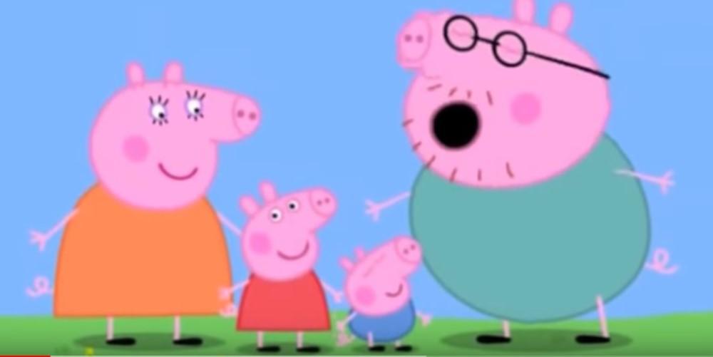 L'acquisition des langues avec Peppa Pig