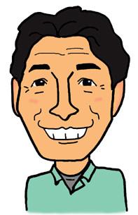 建築部長 菊池 正弘(きくち まさひろ)